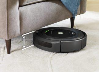 iRobot po nábytek